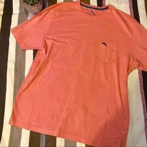 Tommy Bahama Relax Coral Tee